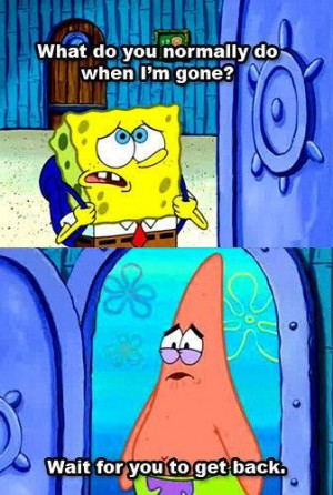 the best spongebob quotes