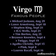 famous virgo people more virgo people virgo life features random ...