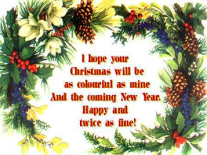 Christmas Quotes For Best Friends ~ Christmas Quotes For Friends ...