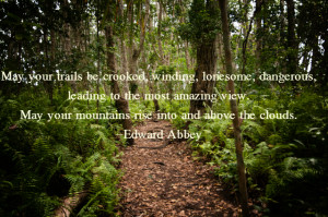 Slideshow: Inspirational Hiking Quotes