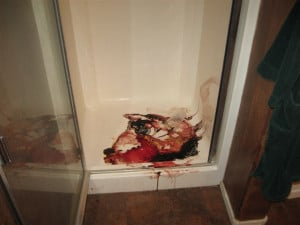 ... Blog - Travis Alexander Crime Scene Photos - April 25, 2013 21:02