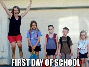 first day of school, back to school funny pictures