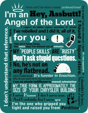 Castiel quotes