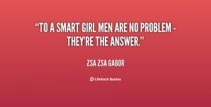 Smart Girls Quotes