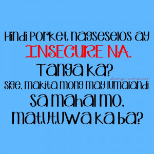 Tagalog Love Quote For Him