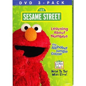 ... / The Alphabet Jungle Game / Head To Toe With Elmo! (Full Frame