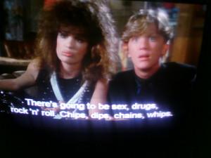 ... movies Weird Science,Weird Science quotes,Weird Science (1985