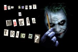 text the joker pencils Abstract Text HD Wallpaper