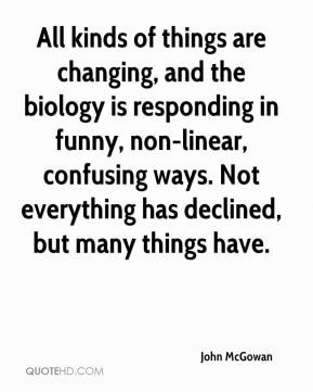 Funny Biology Quotes