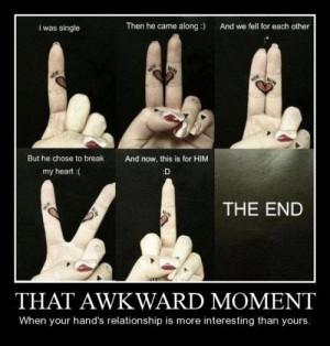 Hand Relationship ART!