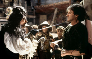Hook ou la revanche du Capitaine Crochet - Robin Williams - Dustin ...