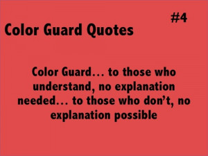 Most popular tags for this image include: guard, life and color guard