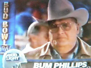 Bum Phillips