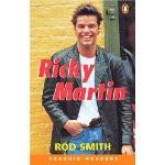 Ricky Martin (Penguin Readers, Level 1)