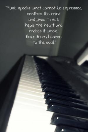 music quote. by SunshineOnMyRainyDay