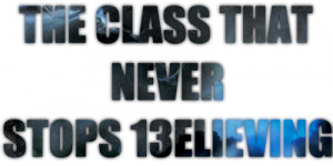 Senior Class of 2013 Quotes http://www.tumblr.com/tagged/class-of-13