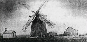 available about this windmill other than the following quotes ...