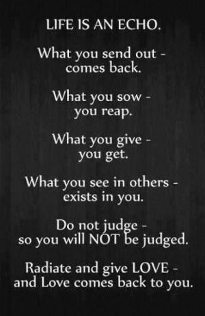 Karma. Quotes. Wisdom. Advice. Life lessons.: Thoughts, Karma, Life ...