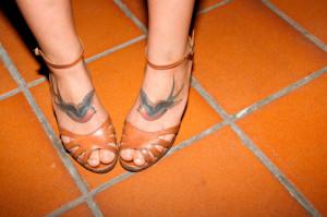 Faith Tattoos For Girls