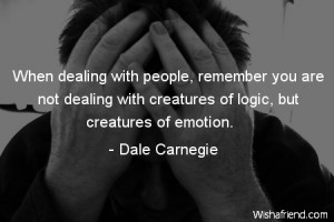 Quotes About Dealing with Emotions
