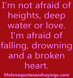 Awesome True Quotes About Life: Deep Love Quote And Picture In Red ...