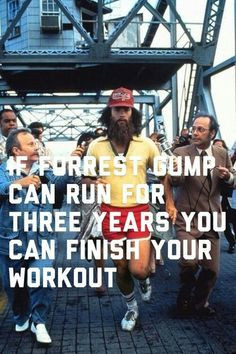 funny workout quote more fit quotes exercies workout forrest gump ...