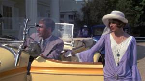 ... Fitzgerald. Bruce Dern as Tom Buchanan and Lois Chiles as Jordan Baker