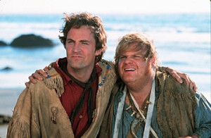 Almost Heroes - 1998 Movie Quotes ... -Chris Farley, Almost Heroes ...