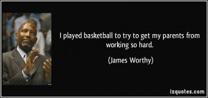 Try So Hard Basketball Quotes