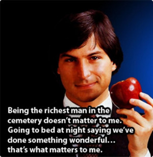 Steve Jobs Quotes – From the Mouth of Jobs
