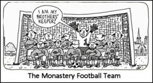 Funny Soccer Poems | Marcin, Oleg and Barry are in a church; these ...