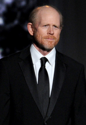 Ron Howard Director Attends...