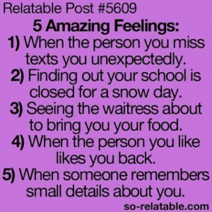 ... , True, Teenagers Post Numbers 2, Amazing Feelings, Things, Teen Post