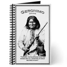 Geronimo Quotes Gifts