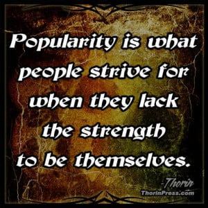 Inspirational Quotes About Individuality