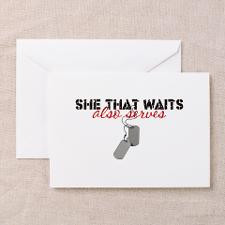 Marine Boyfriend Greeting Cards