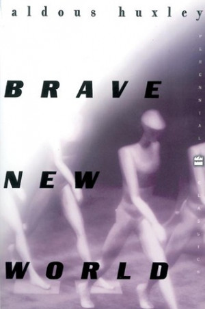 brave new world soma quotes Brave New World is a novel by