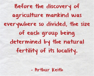 Agriculture Quote