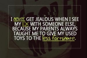 25 Best Popular Jealousy Quotes
