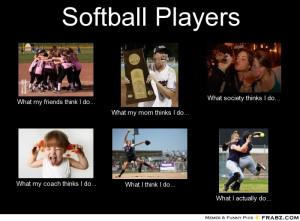 Funny Softball Memes