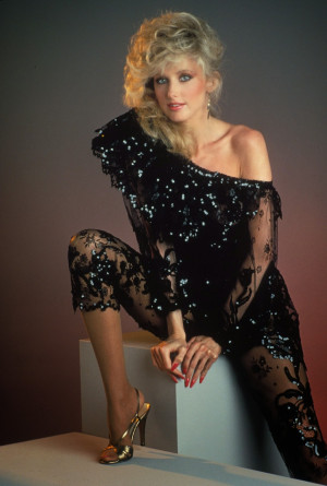 Chatter Busy: Morgan Fairchild Quotes