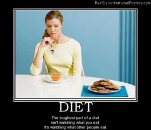 Diet Quotes Funny Motivational, Encouraging Quotes for Dieters ...