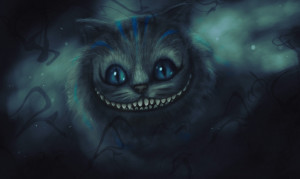 Cheshire Cat by Vingent