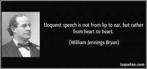 More William Jennings Bryan Quotes