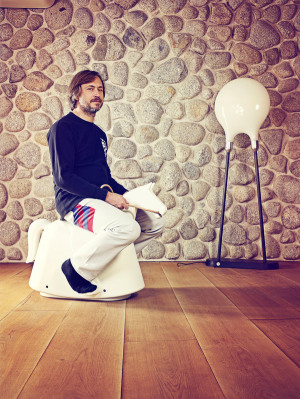 Marc Newson Qantas...