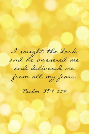 ... bible, bible verse, deliver, fear, god, jesus, jesus christ, lord, ps
