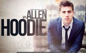 Hoodie Allen wallpaper