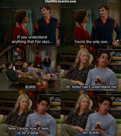 fez and kelso that 70 s show more 70 s understand t v movies tv that ...