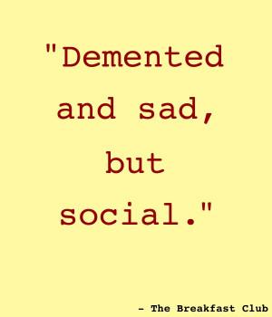 John Bender (Judd Nelson) The Breakfast Club ♥ | Best Movie Quotes