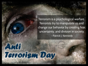 Anti Terrorism Day – Patrick J. Kennedy